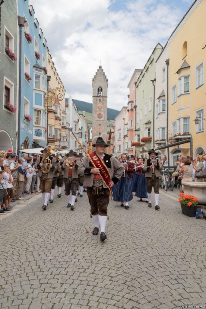 19. Bezirksmusikfest des VSM Bezirk Sterzing in Sterzing