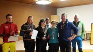 26. Dorfturnier der Eisstockschützen in Gossensaß