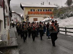 Floriani-Feier im Winterkleid
