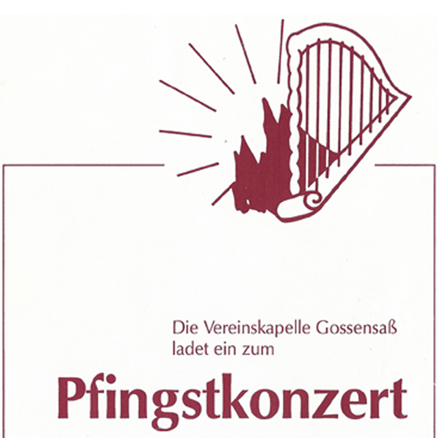 Pfingstkonzert 1989