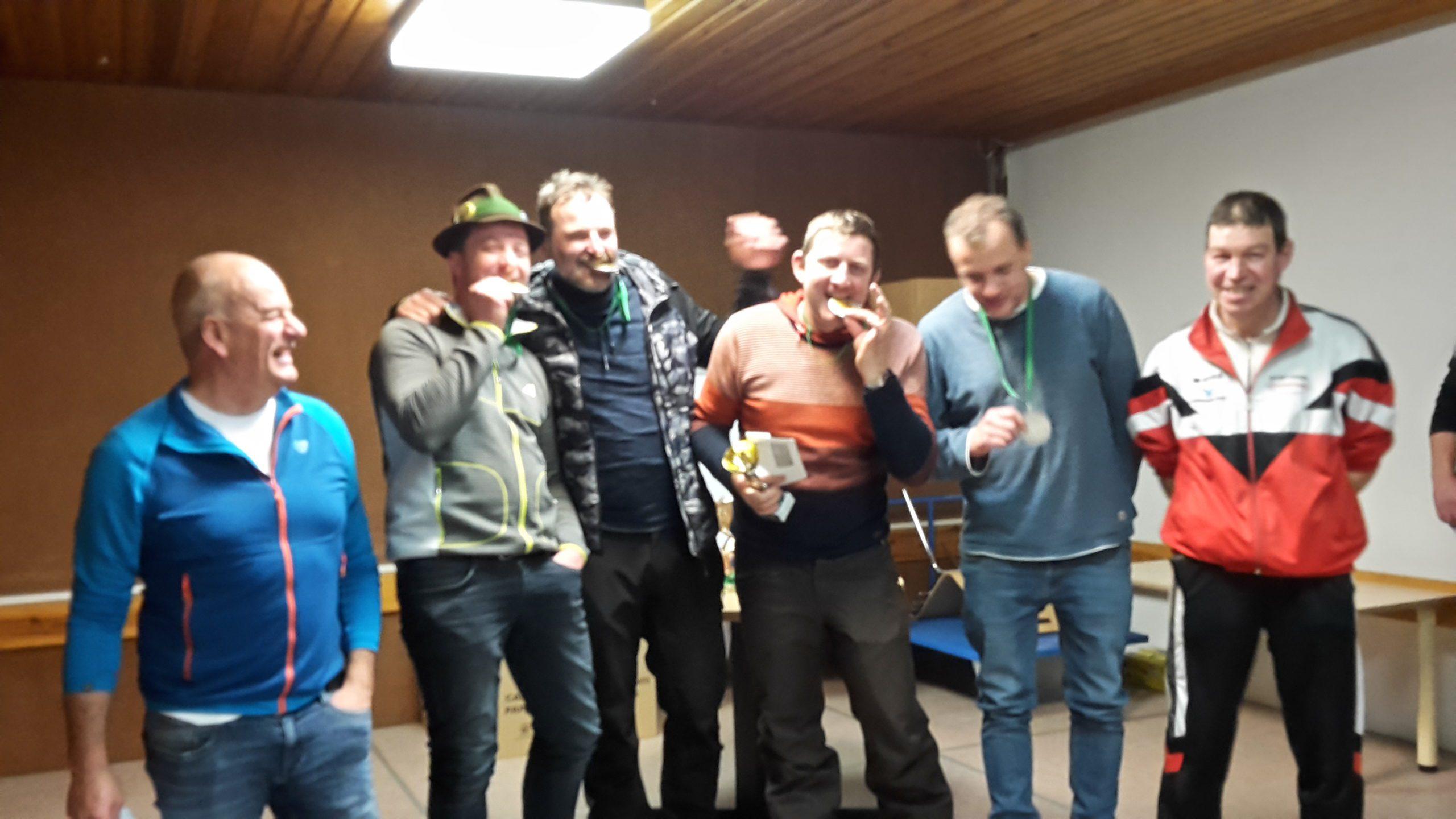 27. Dorfturnier der Eisstockschützen in Gossensaß