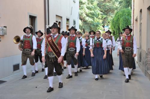 Ausflug mit Konzert nach Pieve Santo Stefano in die Toskana
