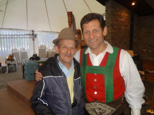 Jubiläumsfest 160 Jahre Blasmusik in Gossensaß