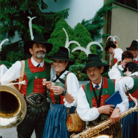 Konzert 225-Jahr-Feier MK Fulpmes