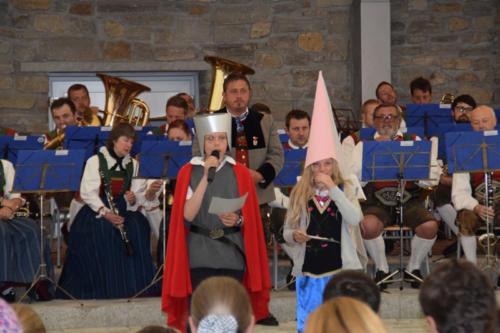"""Musicalprojekt """"Holladrio auf der Burg"""""""