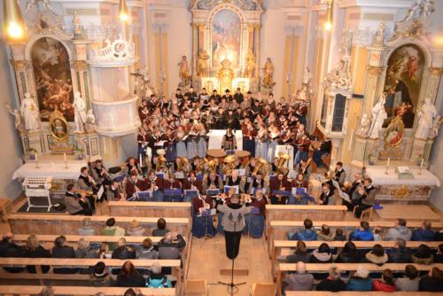 Gemeinschaftskonzert Missa Brevis