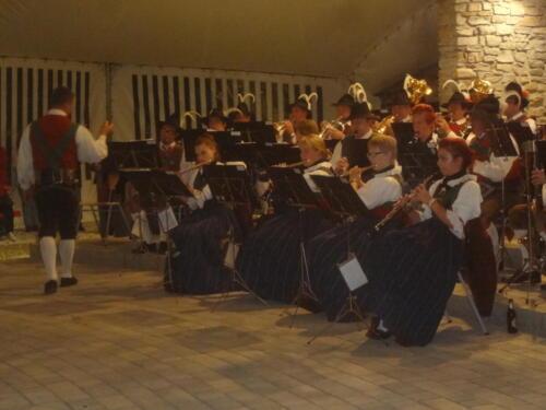 Abendkonzert in Gossensaß 22.08.2014
