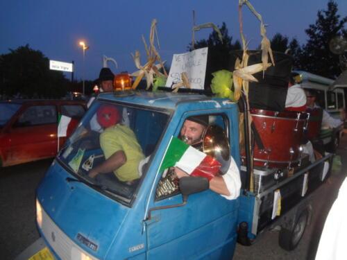 Ausflug in die Toskana nach Monterchi zur Sagra della Polenta