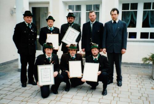 Jahreshauptversammlung 1997