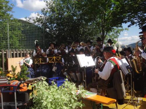 Konzert Kirchtagsfest Welschellen