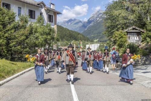 Schützenfest in Gossensaß